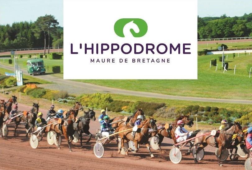 Courses de Trot et Obstacles sur l'hippodrome de Maure de Bretagne