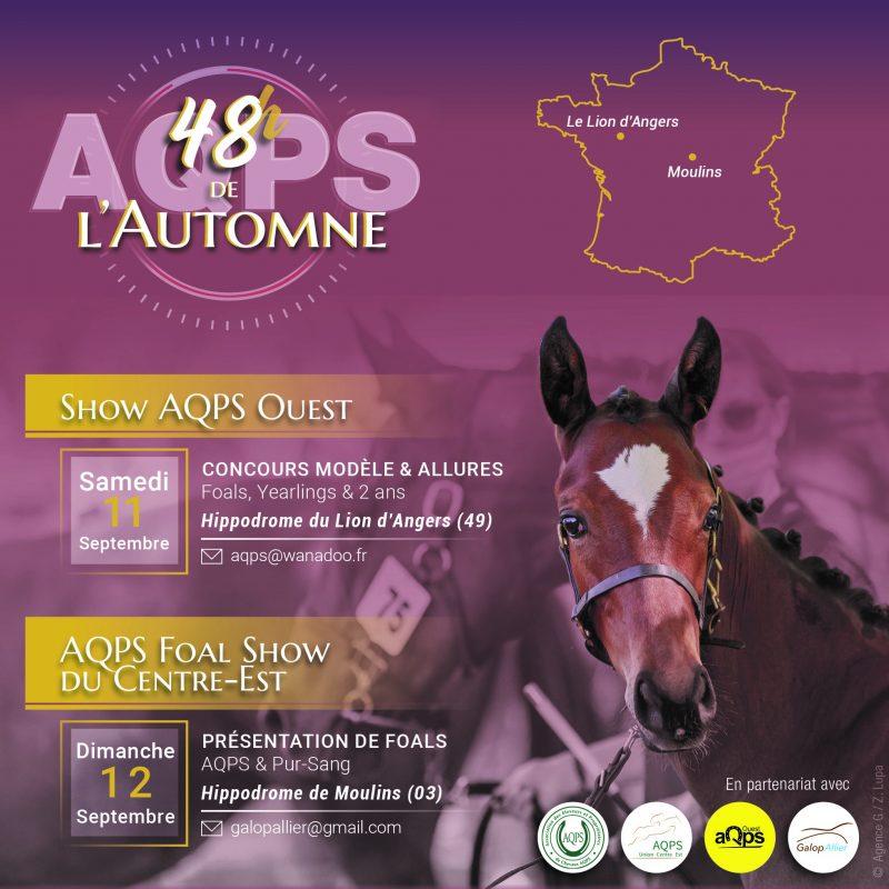 Show AQPS Ouest 2021