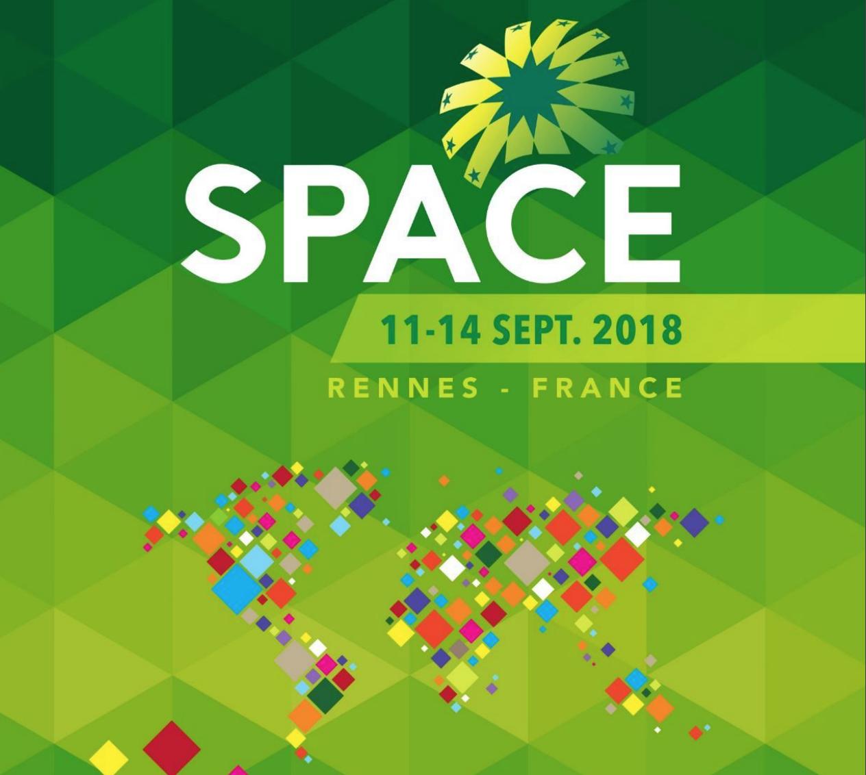 Le Conseil des Equidés de Bretagne sera présent au SPACE à Rennes, du 11 au 14 septembre