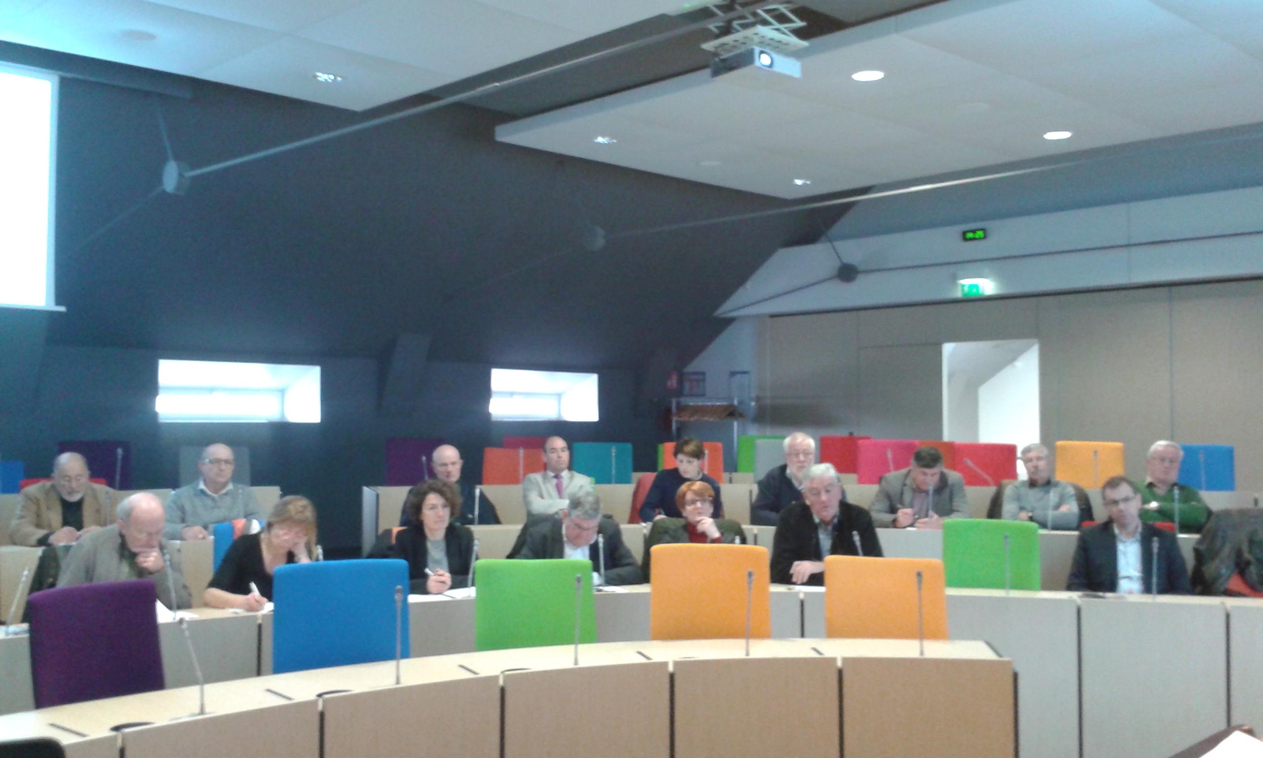 Assemblée Générale du Conseil des Equidés de Bretagne du 6 mars 2019