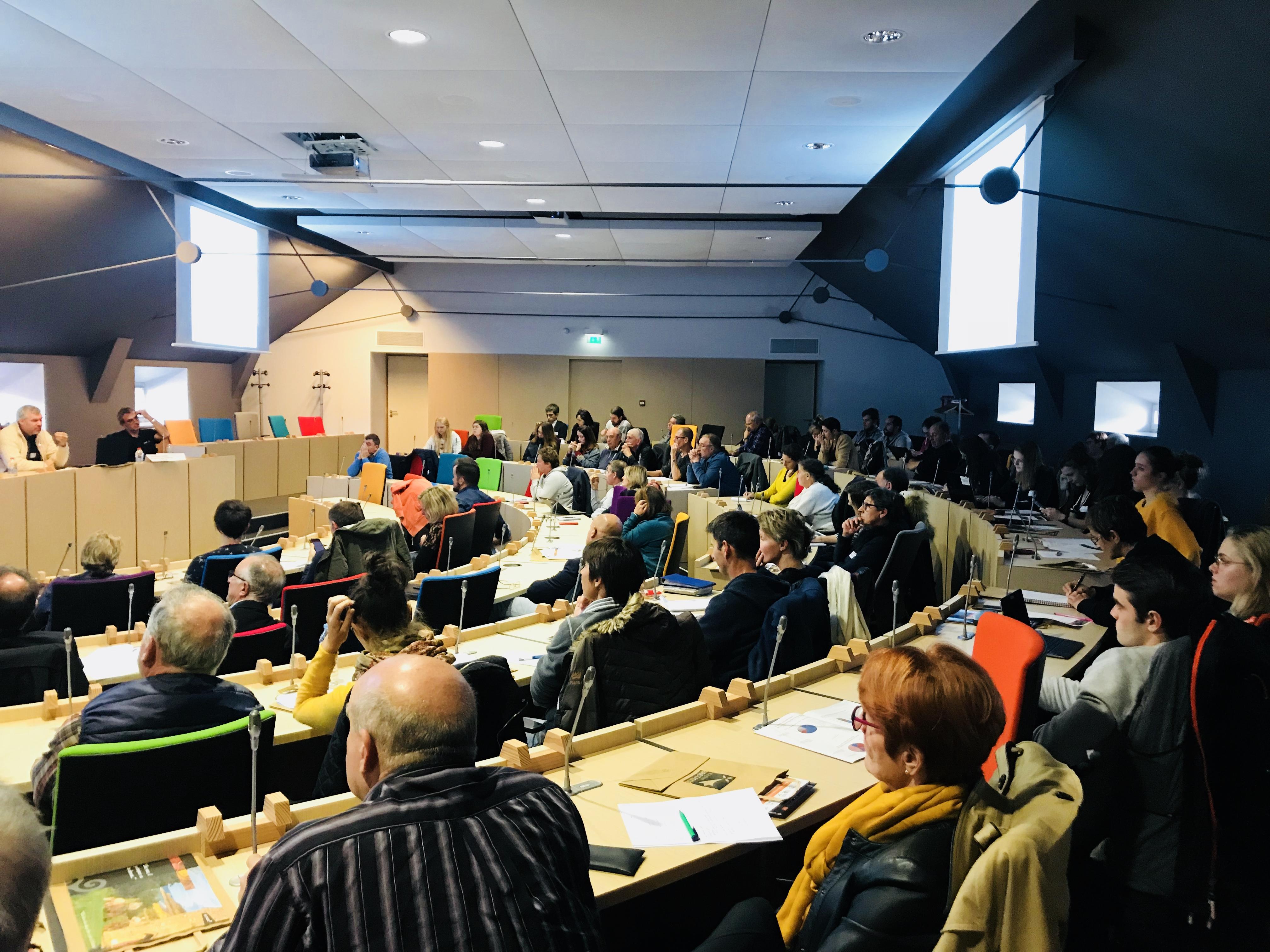 Retour sur la Journée Filière Equine Bretonne du 15 novembre 2018