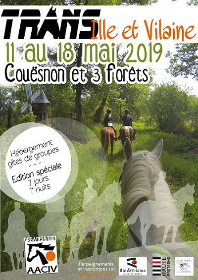 Trans Ille-et-Vilaine 2019 du 11 au 18 mai