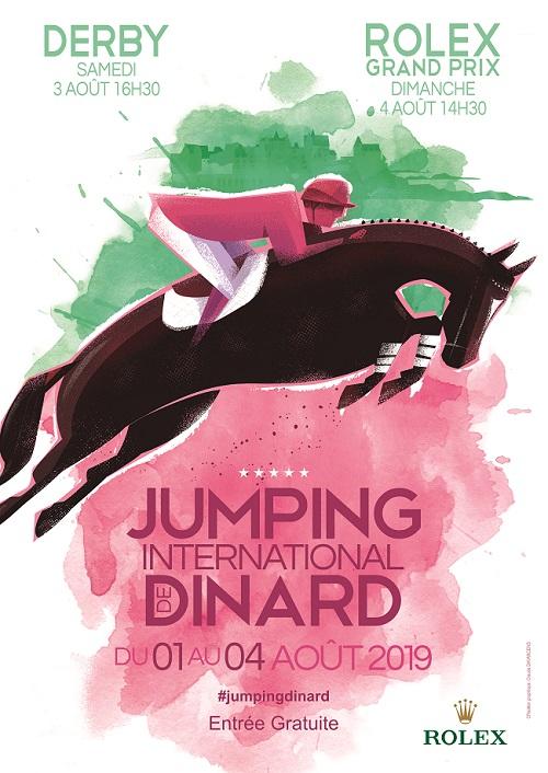 Jumping de Dinard CSI***** du 1er au 4 août