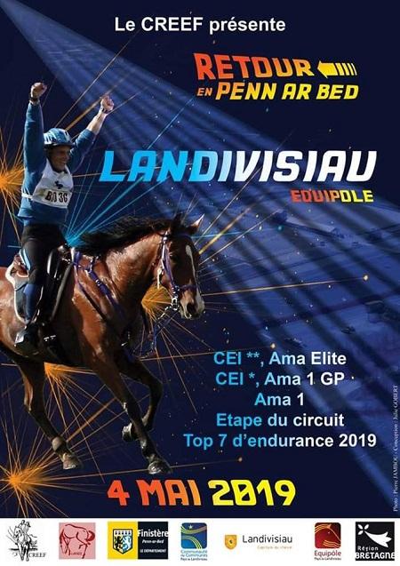 Course d'endurance internationale de Landivisiau