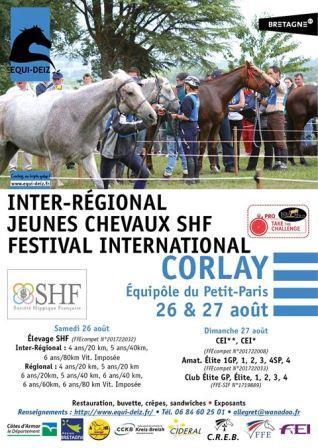Concours Endurance à Corlay