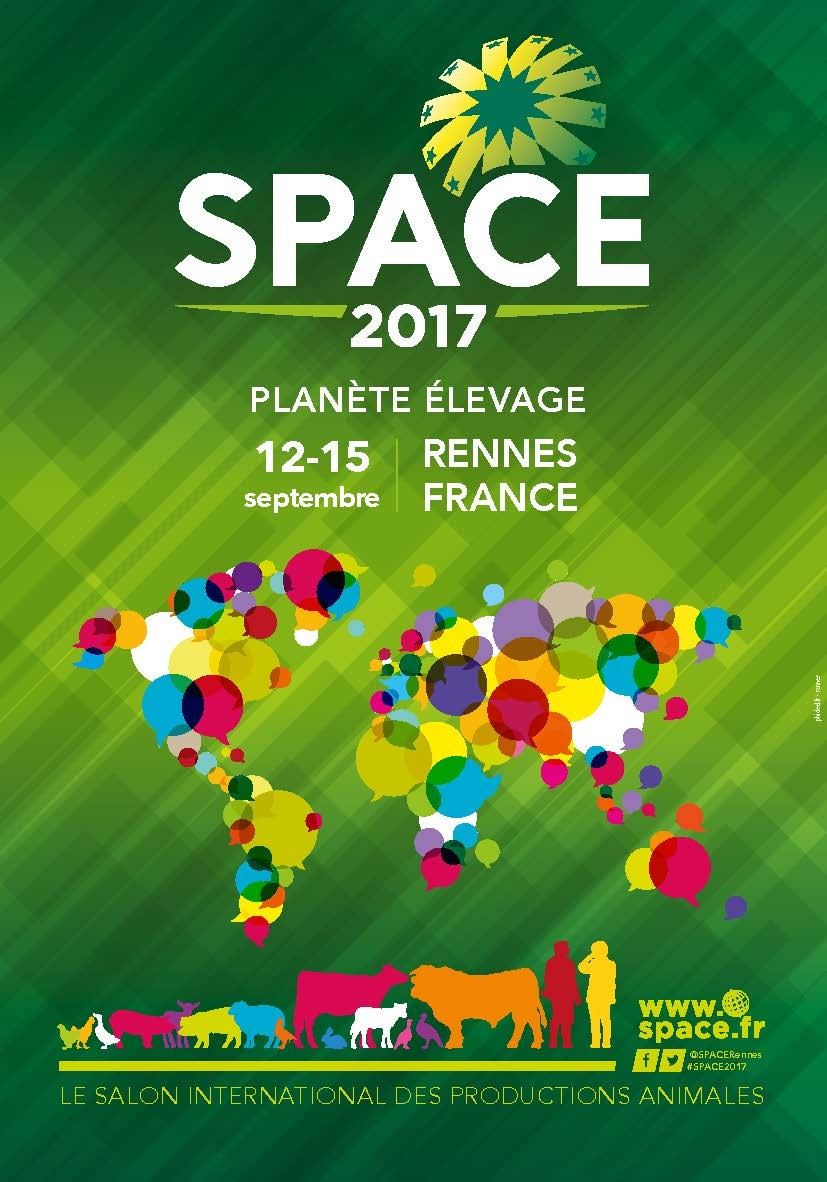 Le Conseil des Equidés de Bretagne sera présent au SPACE 2017