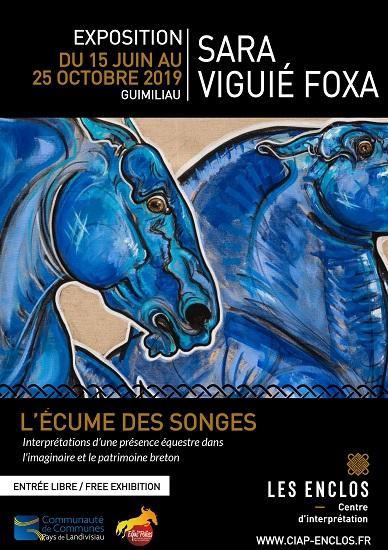 Exposition : l'Ecume des Songes à Guimiliau